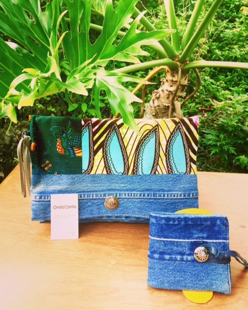 Clutch Bag and Billfold