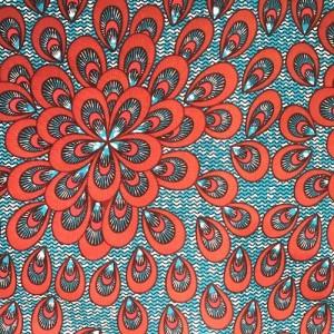 Peacock Terracotta