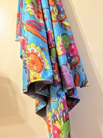 Blanket Paisley