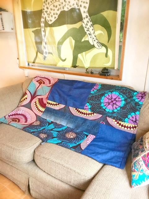 Sofa mat