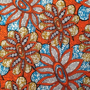Orange Flower...sorry, SOLD OUT!