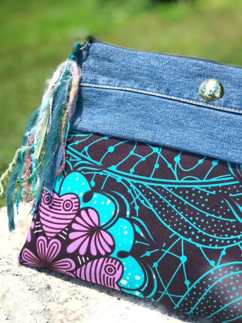 Turquoise pattern Concho