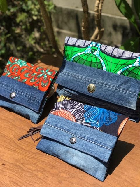 Mar Clutch Bags