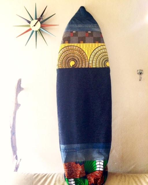 Surfboard Case No.13  Back