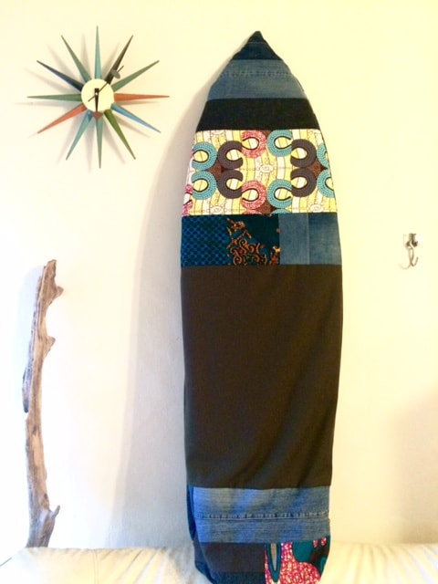 Surfboard Case No.14  Back