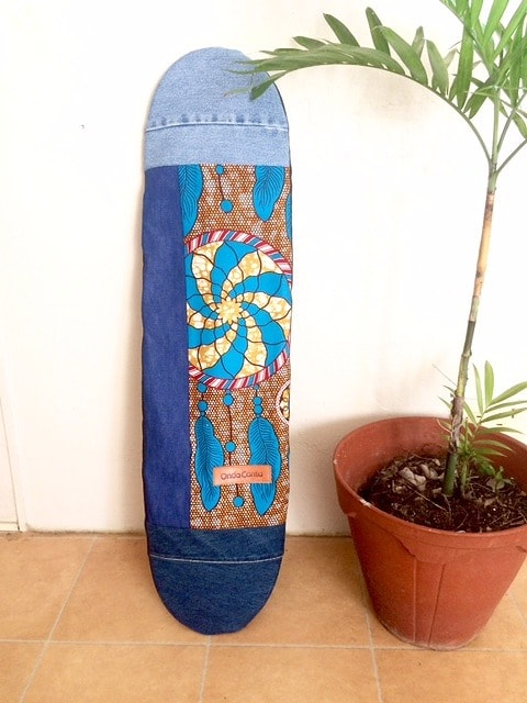 Hada Skateboard Case