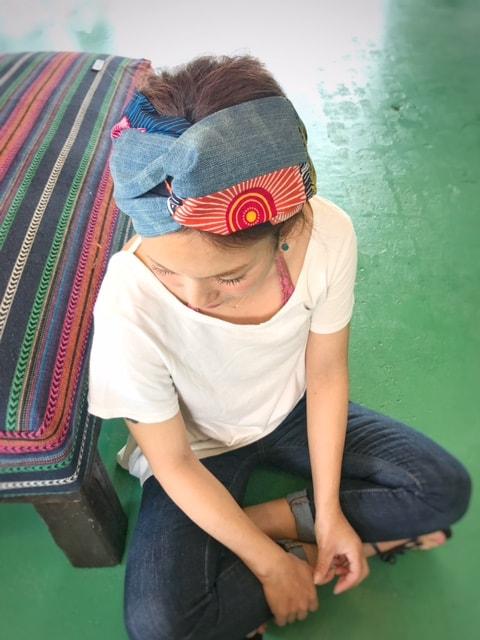 Boho Head Wrap